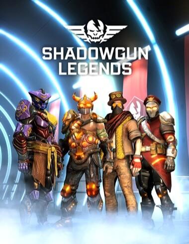 Looks Matter: Shadowgun Legends Cosmetics
