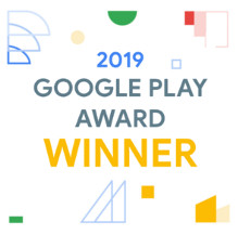 Google Play Award Winner (2019)